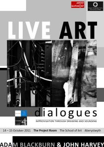 Live Art: Dialogues