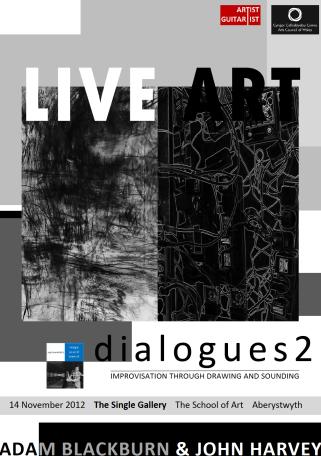 Live Art: Dialogues2
