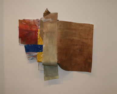 Approaches to Abstraction: Untitled #4